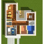 RD Comfort 01 - Vizualizace